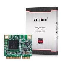 Высокое качество Zheino Новый Мини PCIE Половинной ВЫСОТЫ mSATA 128 ГБ SSD (Половинной длины) HF 128 ГБ SATA3 Твердотельный Накопитель Для ноутбуков