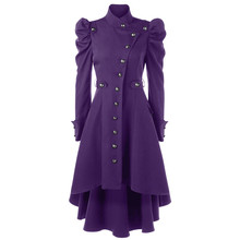 Autumn 2018 Winter Jackets Harajuku Women Hot Sale Quality Warm Outwear Feamale Coats Casual Gothic Jacket Oct10