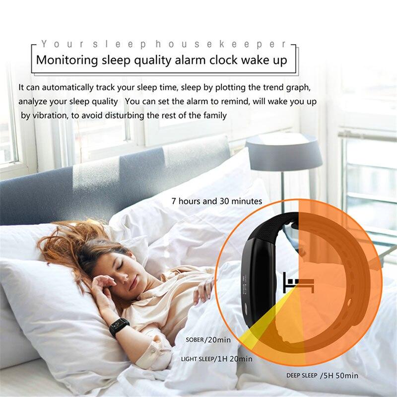 Haute qualité nouveau étanche Bluetooth montre intelligente téléphone compagnon pour Android IOS iPhone Samsung