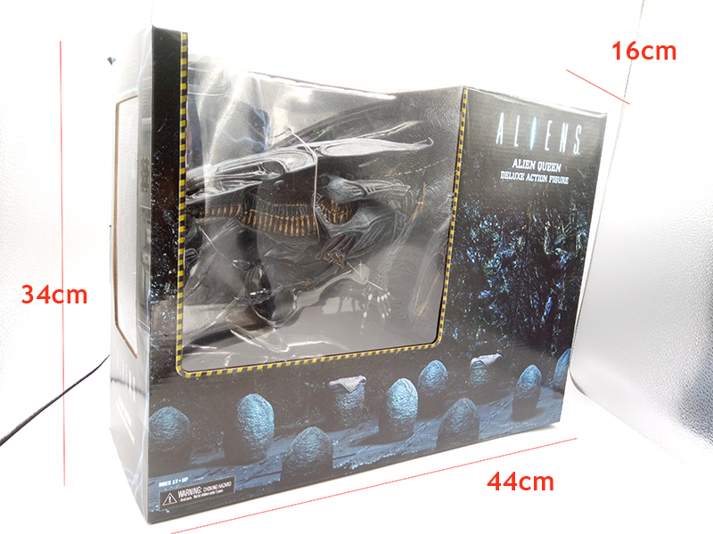 15 NECA Alien Xenomorph egg Aliens Mother facehugger chestburster predator naruto zelda PVC action Figures Collection Model toy neca figures out of this world alien acehugger