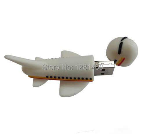 Бесплатная доставка Прямая доставка Игрушечная модель самолета 2 ГБ 4 ГБ 8 ГБ USB 2,0 флэш-карта памяти, носитель U диск фестиваль большой палец/автомобиль/ручка подарок