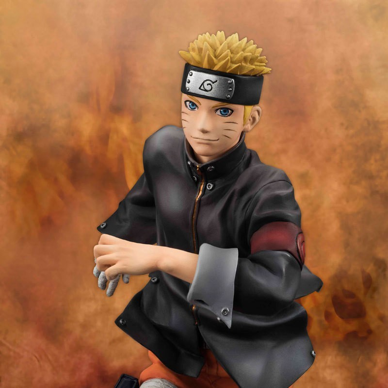 Naruto Uzumaki Toys Facing