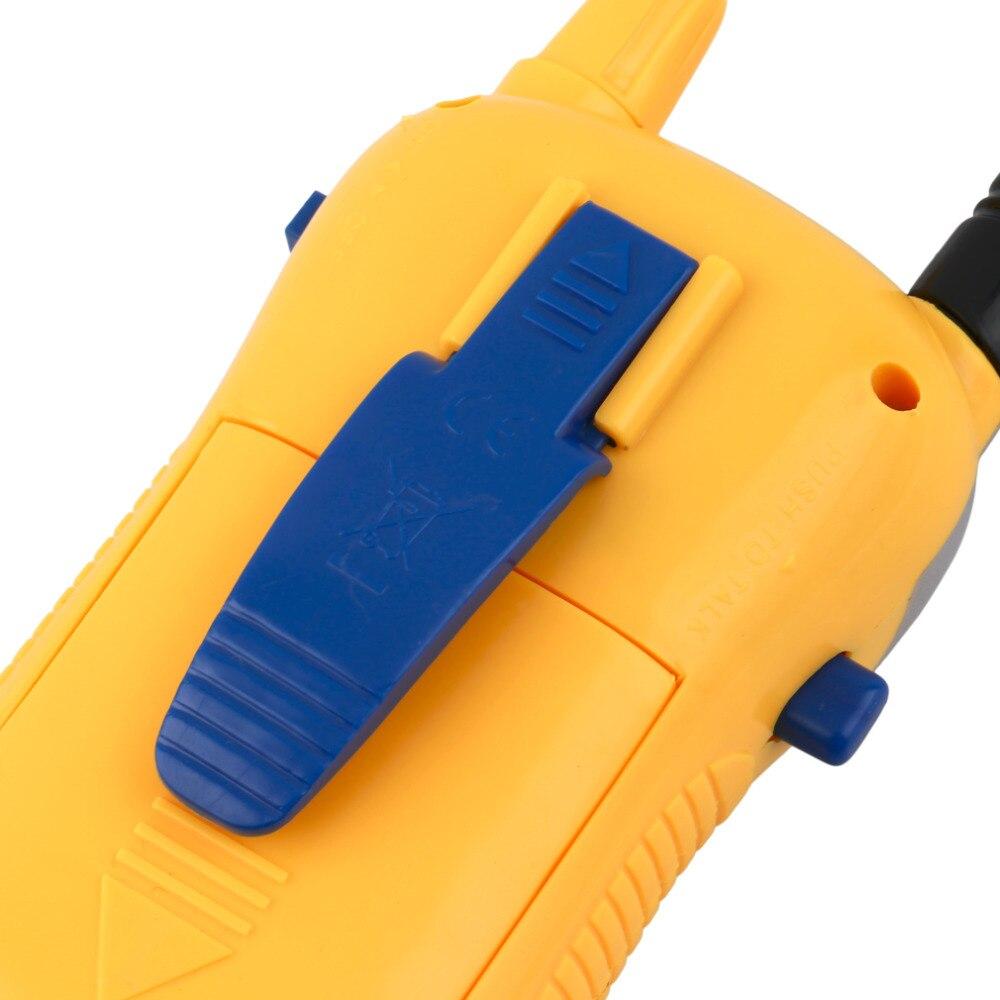 Cellphones & Telecommunications 2017 Hottest New Intercom Electronic Walkie Talkie Kids Child Mini Handheld Toys Portable Two-way Radio Walkie Talkie Wholesale