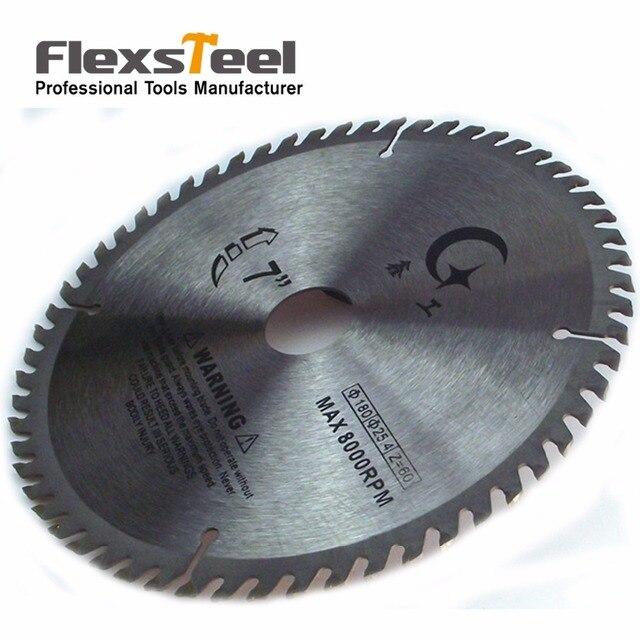 Hojas de sierra Circular de Metal para cortar madera, disco de aluminio y cerámica, cuchillas de corte de diamante, 4/6/7/8/9/10 pulgadas