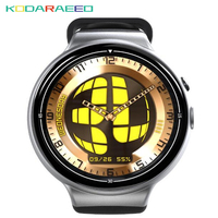 I4 Air Smartwatch Android 5.1 2GB 16GB 2MP WIFI 3G GPS Heart Rate Monitor Bluetooth 4.0 MTK6580 Quad Core Smart Watch