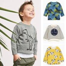 714a9c4dd Calidad de marca 100% Terry de algodón suéteres de algodón bebé niños ropa  nueva de 2019 niños TV show F. R. I. E. N. D. S camis.
