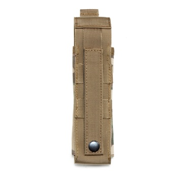Tactical Bags 1000D Nylon Molle Flashlight Pouch Military Accessories Airsoft Hunting Tool Pouch Molle Clip 5