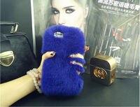 Dir-maosサムスンs7レザーケーストップ品質滑らかな髪カバー超表面レディ暖かい手バッグソフト厚い女の子ギフトホット