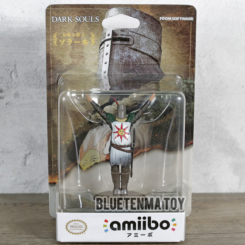 The Best Dark Souls Amiibo Sun Warrior Sloaire Action Figure Pvc Collection Model Toy In Many Styles Back To Search Resultstoys & Hobbies