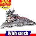 На Складе ЛЕПИН 05027 Star Wars Imperial Star Destroyer Император Бойцов Starship UCS Модель Строительство Комплект Блоки Кирпичи 10030