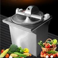 Kommerziellen Gemüse Schneiden Maschine Slicer Multi Funktionale Gehacktem Gemüse Maschine Edelstahl Gemüse Cutter-in Maschinenzentrale aus Werkzeug bei