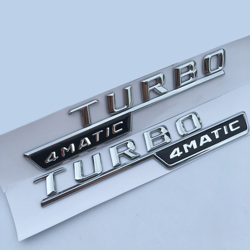 Gloss Black C180 Flat Benz Car Model Numbers Letters Badge Emblem For For Benz C Class W202 W203 W204 W205 AMG