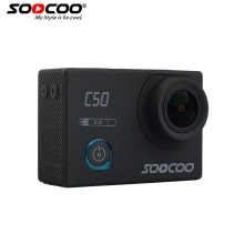 SOOCOO C50 Action 4K Sports Camera Wifi Gyro Adjustable Viewing angles NTK96660 30M Waterproof Sport DV