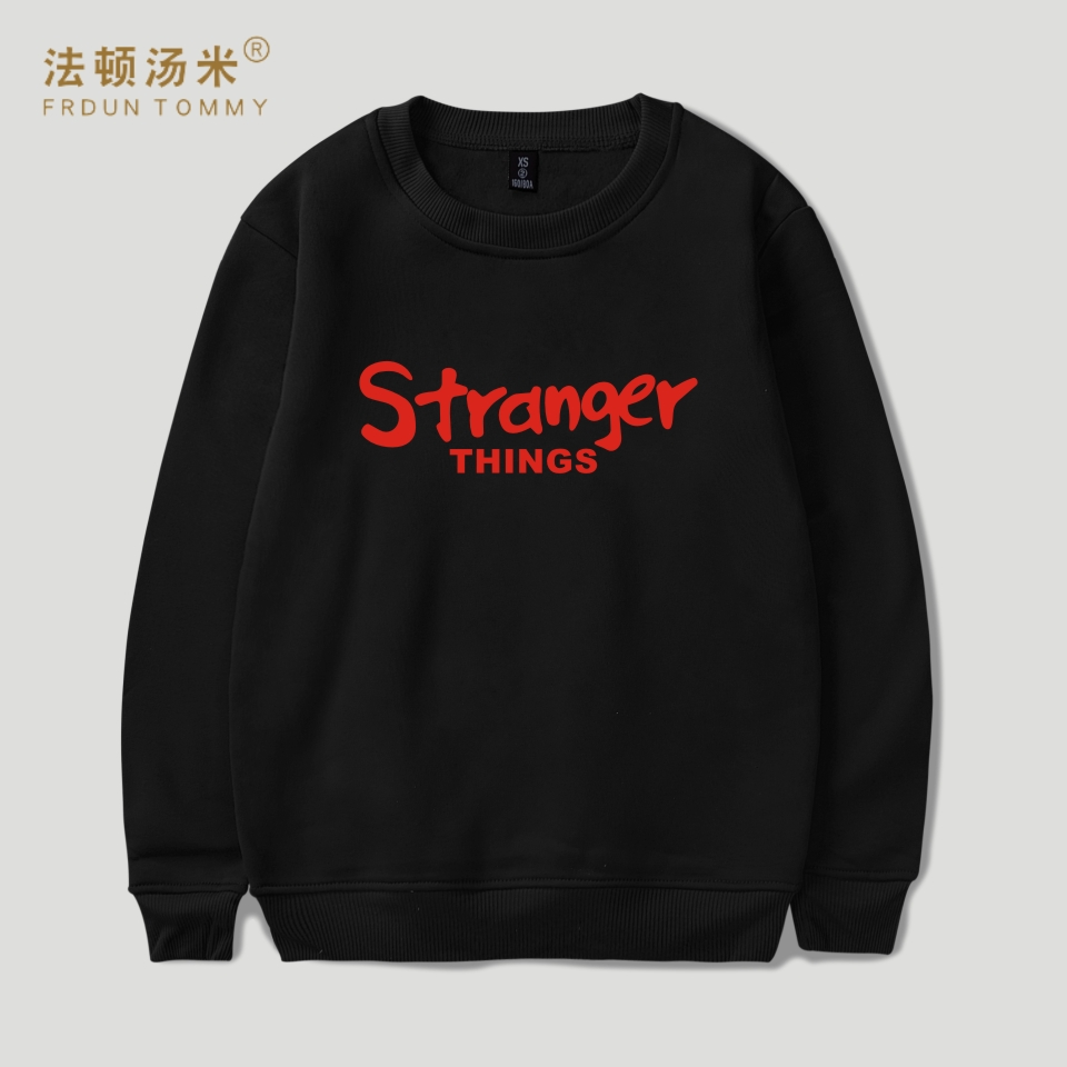 Frdun Tommy stranger things season two hoodies sweatshirt Casual Women/men fashion outwear American clothes plus size hooded