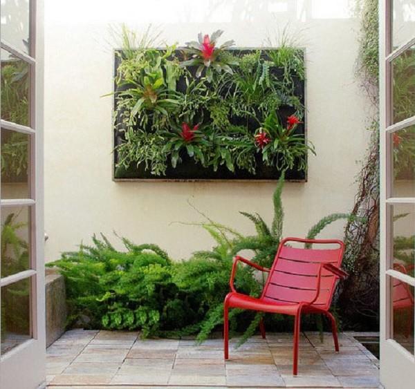 Riputatav istutuskott taimedele