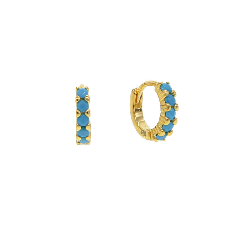 Приблизительно 10 мм маленькие Обручи из стерлингового серебра 925 пробы изысканные украшения vermeil крошечные серьги с двойным отверстием