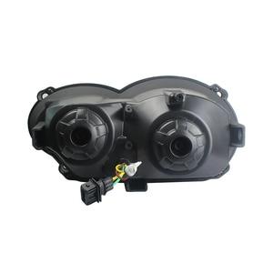 Image 4 - Мотоциклетные аксессуары, светодиодная фара в сборе с DRL, оригинальный комплект для BMW R 1200 GS 2008 2009 2010 2011