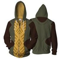 BIANYILONG 2018 Nakia Men Women Hooded Sweatshirts 3D Printed Hoodies Casual Tracksuit Casual Zipper Hoodie Hooded