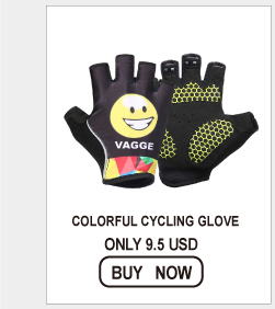 COLORFUL CYCLING GLOVE