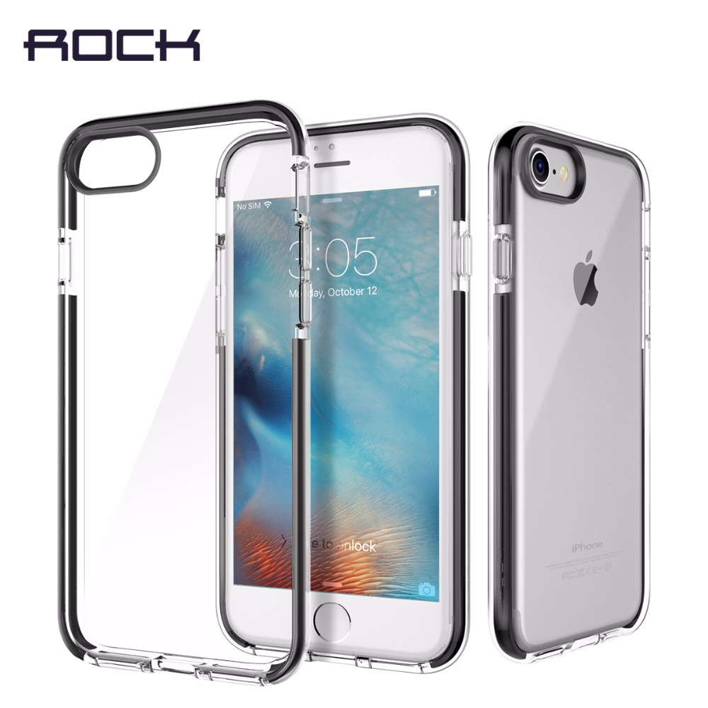 imágenes para ROCA antidetonantes Caso para el iphone 7/7 plus, guardia S gota Serie de funda de protección para iPhone7/7 plus, cubierta para el iphone 7