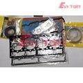 Для двигателя экскаватора гусеницы 3304 3304T полный комплект уплотнительной прокладки двигателя
