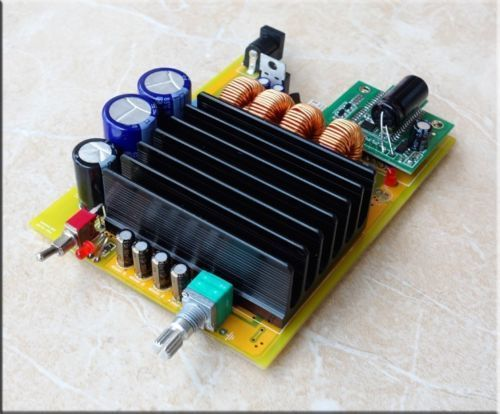 ISSC Bluetooth TDA7498E 160W+160w dual BTL Class D digital audio Amplifier boardISSC Bluetooth TDA7498E 160W+160w dual BTL Class D digital audio Amplifier board