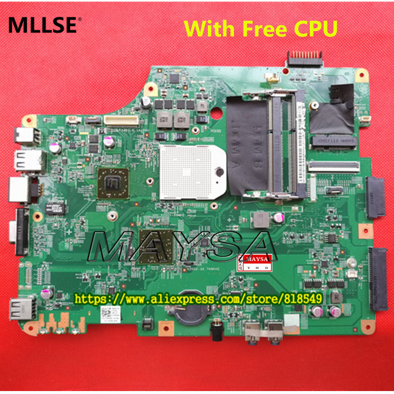 Laptop motherboard Fit For Dell Inspiron M5030 Motherboard 3PDDV DP/N CN-03PDDV Tested 100% with warranty free shipping 90 days warranty new laptop motherboard for dell inspiron n5110 notebook 0j2ww8 cn 0j2ww8