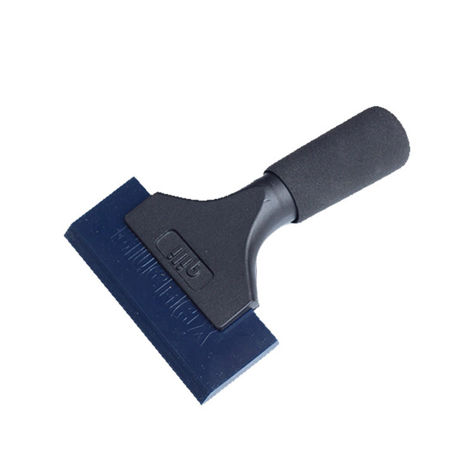 Image 1 - Imported Pro Power Squeegee Aluminum handle dichotomanthes scraper with Blue Max Rubber blades QH 01T-in Car Stickers from Automobiles & Motorcycles