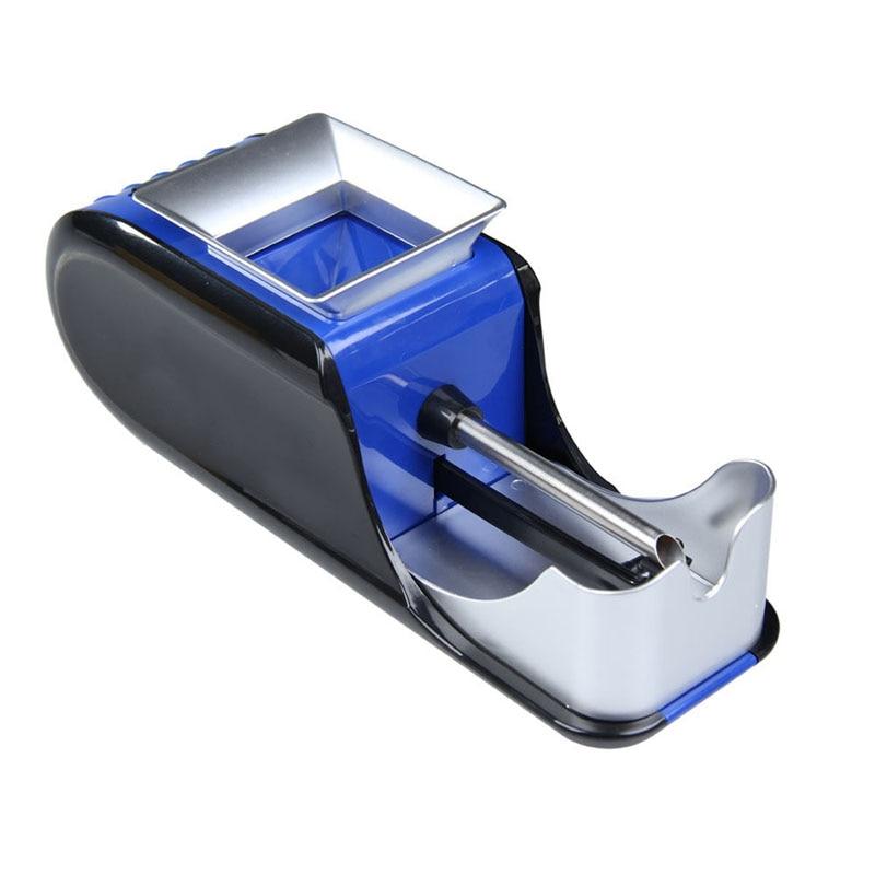 DC7.5V 3W Elektrische Tabak-Walzmaschine DIY Automatische Zigarette Rauchen Roller Maker Einfach Zu Rauchen