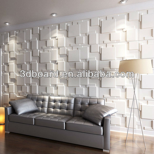3d gypsum wall panel-in Wallpapers from Home Improvement on ...