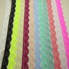 10 yard/lot about 18mm width Elastic Stretch Lace trim clothes/garment/headband/sewing accessories