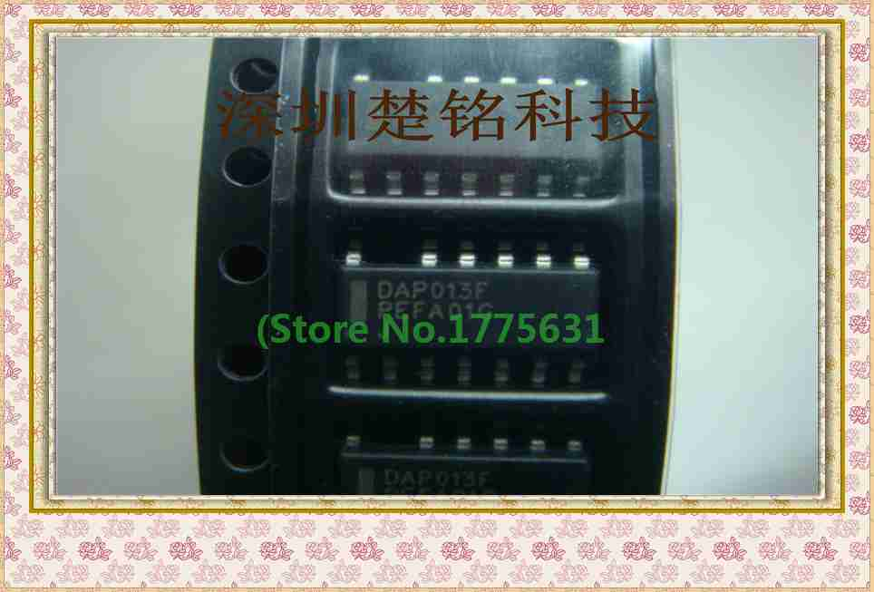 5pcs/lot DAP013F DAP013 SOP-13