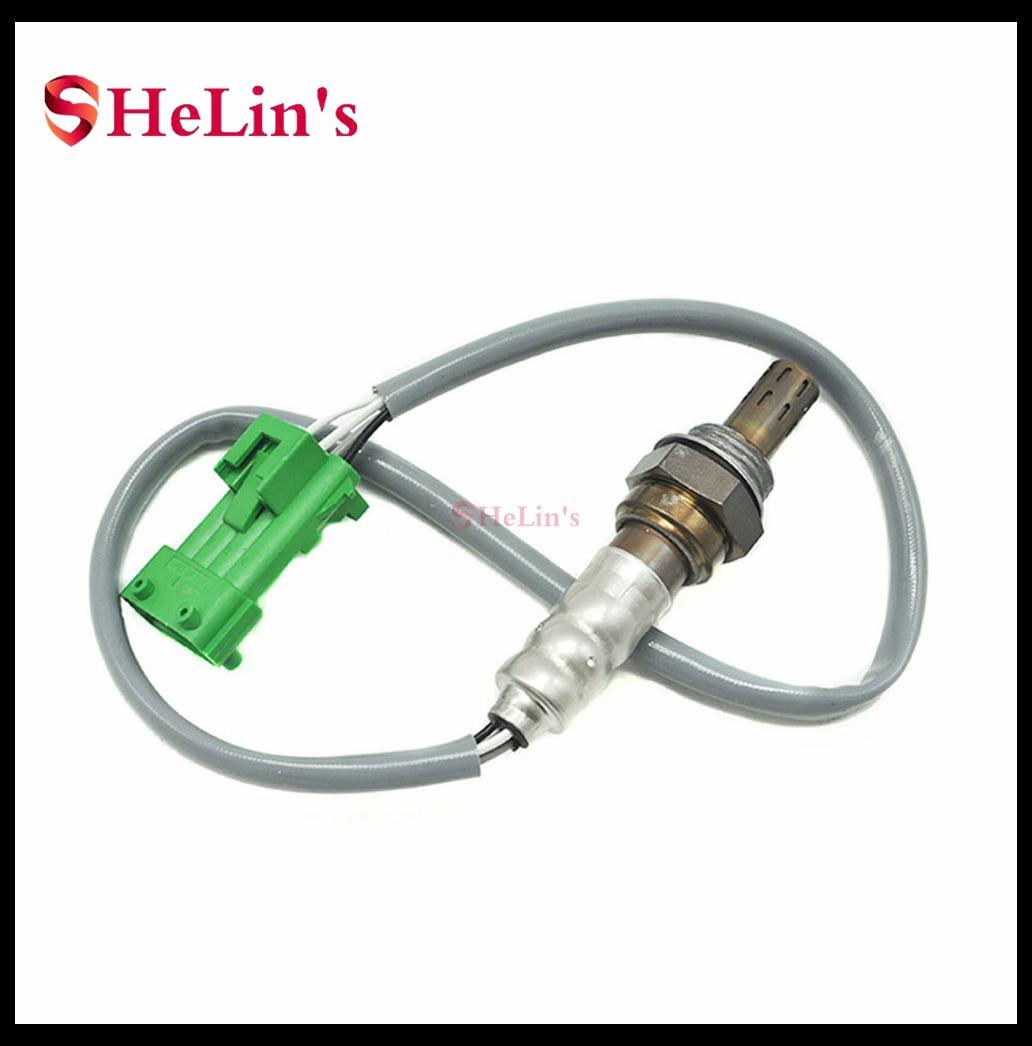 96368765 O2 Oxygen Lambda Sensor For CITROEN BERLINGO C2 C3 C4 C5 C6 PEUGEOT 1007 106 206 207 306 307 406 407 607 BIPPER PARTNER-in Exhaust Gas Oxygen Sensor from Automobiles & Motorcycles