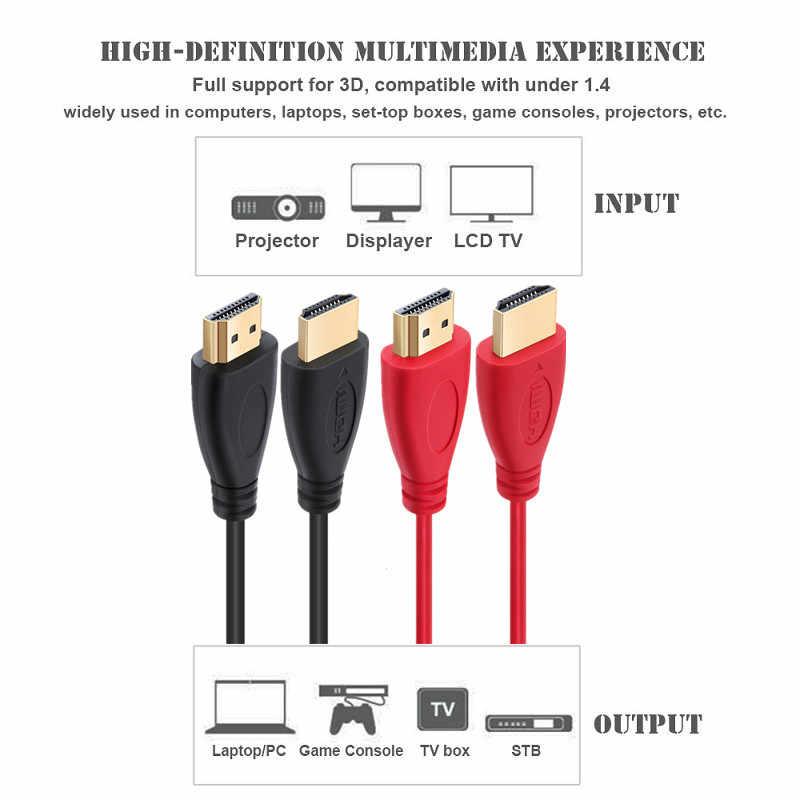 Lungfish HDMI ケーブル 1080 1080P 3D イーサネットと HDMI アダプタハイビジョンテレビ用液晶ノートパソコン PS3 プロジェクターコンピュータケーブル