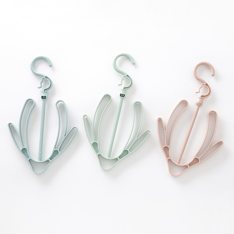 2 Hooks Hanging Shoes Organizer to Hang Shoes or Small Clothes for Drying Outside 4