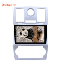 Seicane Android 8.1 2din 9 Car GPS Navigation Radio Auto Stereo Unit Player For Chrysler Aspen 300C 2004 2005 2006 2007 2008