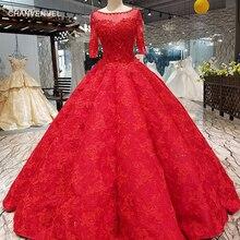CHANVENUEL evening dress 2018 floor length ball gown