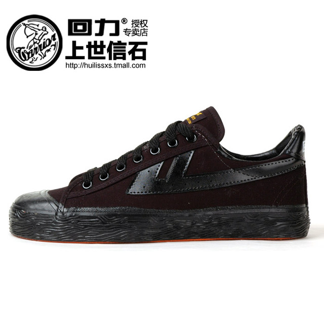 Classic WARRIOR canvas shoes men women's shoes lovers shoes wb-1a limited edition basketball shoes sport shoes