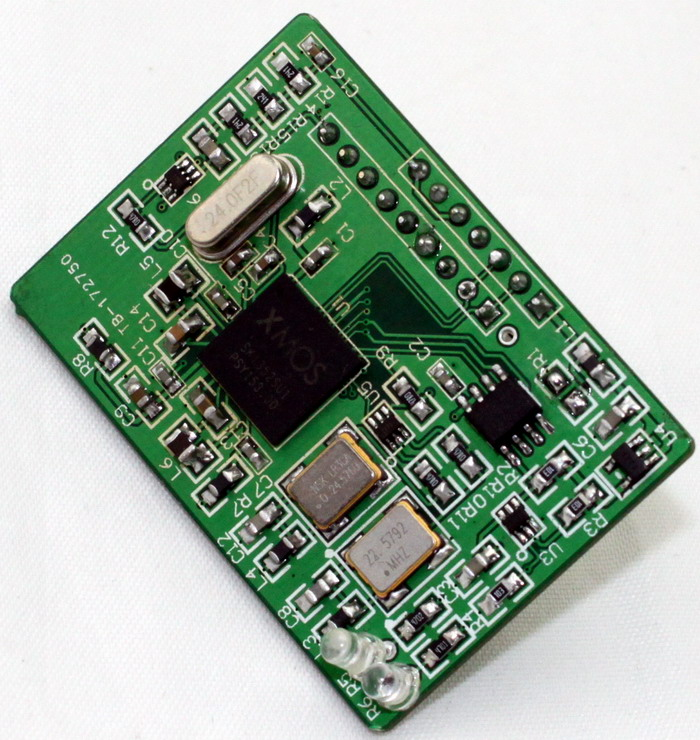 NEW XMOS U8 daughter card support 32 bit 384K USB card