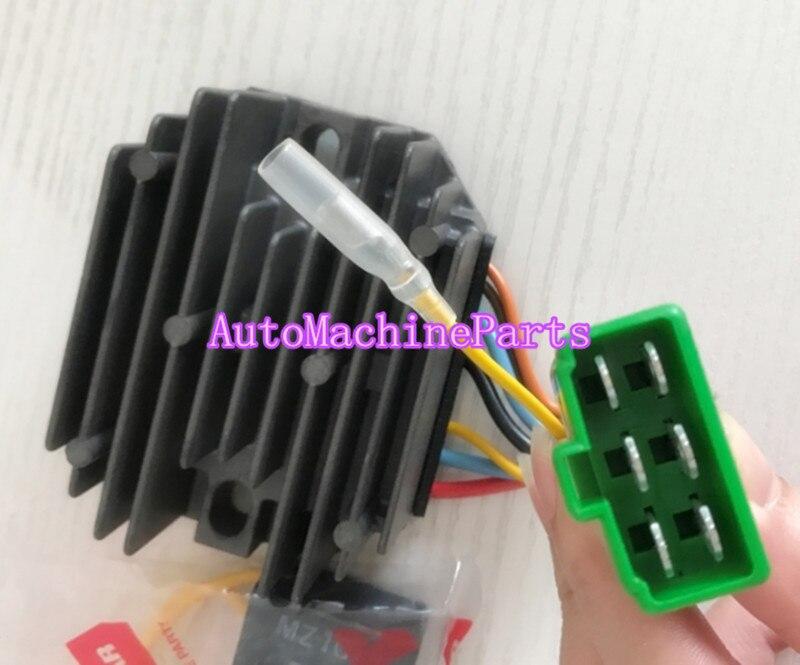 цена на 280W 12V Regulator Rectifier 119640-77710 119653-77710 for Engine 2D68E 2D70E