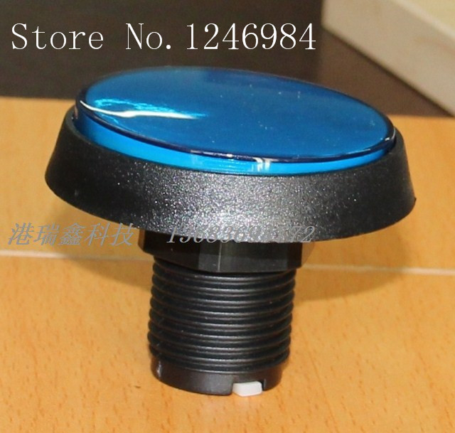[SA]Video game consoles accessories great circle button blue button hypotenuse mainframe computer switch button--20pcs/lot