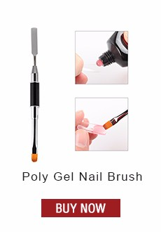 new gel brush