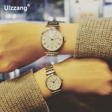 Известный бренд, часы для влюбленных женщин, девушек, мужчин и женщин, мужские нарядные часы, кварцевые часы Montre Femme Relogio Feminino, черный, белый