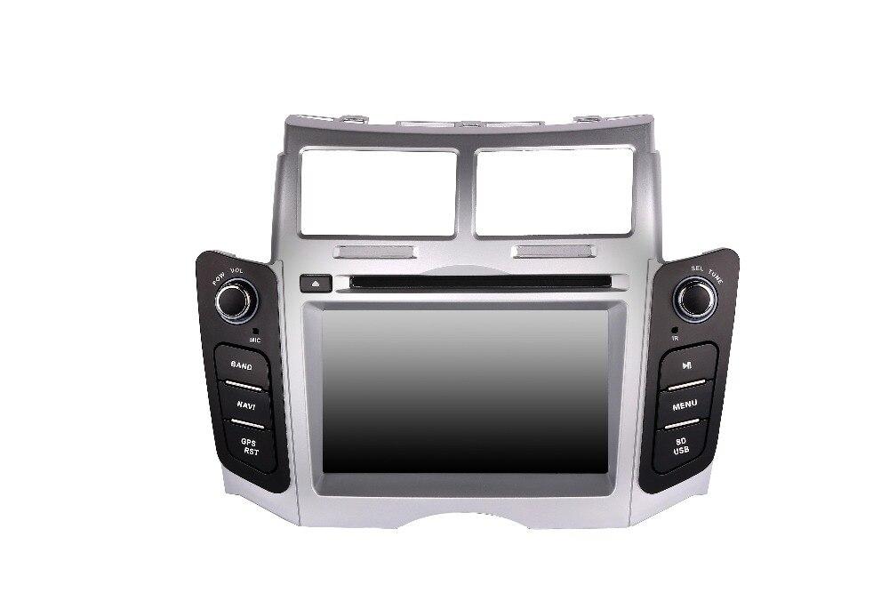 Новый 4 г SIM LTE Android 6.0 Octa 8 ядра для Toyota Yaris 2005-07 2011 dvd-плеер автомобиля GPS Радио 2 ГБ Оперативная память 32 ГБ Встроенная память поддержка dab +
