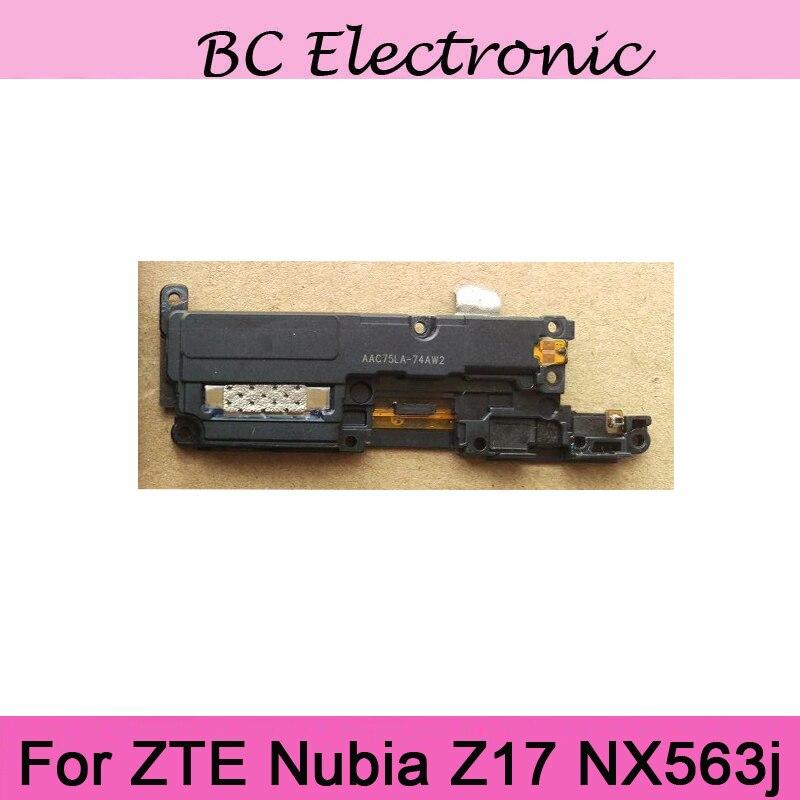 Haut-parleur haut-parleur haut-parleur câble flexible pour ZTE Nubia Z17 NX563J Buzzer Ringer Board pièces de rechange pour Z17 NX563J