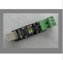 USB 2.0 для TTL RS485 Серийный Конвертер Адаптер FTDI FT232RL SN75176 двойная функция двойная защита