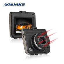 Aoshike 2.4 인치 자동차 dvr 나이트 비전 풀 hd 1080 p 대시 카메라 자동 비디오 레코더 카메라 dashcam 등록 기관 carcam dvrs mini