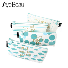 Necesser Cute Small Beauty Vanity Necessaire Purse For Girl Women Makeup Cosmetic Make Up Bag In Pencil Pen Case Brush Pouch