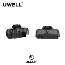 UWELL 5 Pack 10 pcs in total Amulet Pod System 1.6 ohm 2ml Capacity Refillable E-cigarette Vape