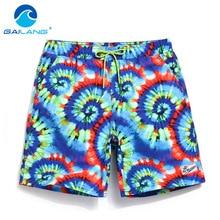 Gailang Brand Mens Beach Shorts Board Boxer Shorts Trunks Casual Men s Swimwear Swimsuits Bermuda Short